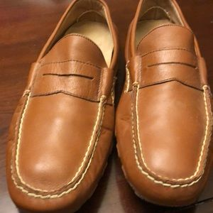 Ralph Lauren driving shoes